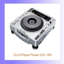 DJ CD-Player Pioneer CDJ-800
