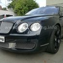 Bentley Continental Flying Spur | Luxuslimousine ab 199 EUR/Tag, ab 1799 EUR/mtl Europaweite Anlieferung m�glich ! Europe-wide delivery possible !
