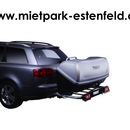 THULE BackUp 900 Heckbox DACHBOX SKIBOX GEP�CKBOX JETBAG TRANSPORTBOX mieten
