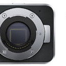 Blackmagic Pocket Cinema Camera mit Panasonic Lumix G X Vario PZ 14-42mm