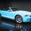 Ford Mustang Shelby GT 500 Cabrio Muscle Car US Sportwagen