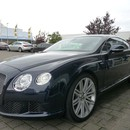 Bentley Continental GT Speed ! Europaweite Anlieferung m�glich ! Europe-wide delivery possible !