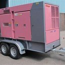 30kva Super Silent Event Generator for Hire