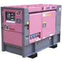 40kva Ultra Silent Event Generator for Hire