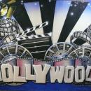 Hollywood Dekorationen - B�hnenbild