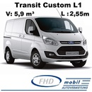Ford Transit Custom L1 H1 Transporter