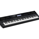 Casio WK-7500 Workstation-Keyboard Set Musikinstrument Tasteninstrument Band Musikgruppe Ton Klang Performance Konzert Band-Equipment Konzert-Equipment Musiker-Bedarf
