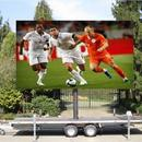 LED Wand / LED Wall / LED Trailer SMD P10 /P6 12m� indoor/outdoor