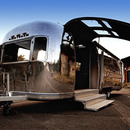 AIRSTREAM Special Silver Promotion Trailer