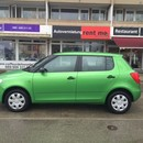 Skoda Fabia 5 T�rer / VW Polo / VW UP