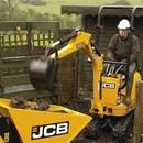 Mini Digger WITH DRIVER (1 Day Rate)