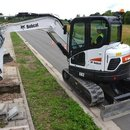 Bobcat E62 Minibagger 6,2 to