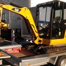 Caterpillar CAT Minibagger 301.8 C