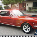 1966er Ford Mustang Coup�