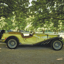 Mercedes Benz 1929 SSK Gazelle Roadster Replica Baujahr 1989