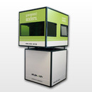 Mobile Lasergravur-Maschine f�r Promotion, Messe, Event | Gravurmaschine | personalisierte Giveaways