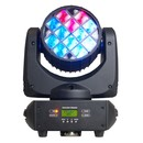 LED Moving Head Flower ST-1210F 12x10W Movinglights Kopfbewegter Scheinwerfer �hnl. EUROLITE TMH FE-1200 AMERICAN DJ VORTEX 1200 ELATION