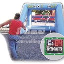 Speed-Check, Shoot-Out, Speed-Radar, Sport-Speedometer, Speed-Box, Ball-Geschwindigkeitsmessung f�r Fu�ball und Tennis geeignet.