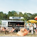 Airstream, Gastronomie Fahrzeug, Imbiss, Currywurst, Catering