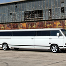 VW T3 Superstretch Stretchlimousine Stretchlimo Limousine VIP Bus-Limo Volkswagen