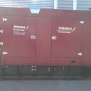 Station�res Mietstromaggregat 440 KVA / 352 kW