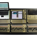 DiGiCo SD 8 Surface Digitales Mischpult, inkl. Case, Cover und 2x LED-Littlite