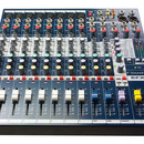 Soundcraft EFX 8 Analoges Mischpult