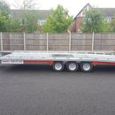 Brian James 5.5m x 2.10 T6 Transporter
