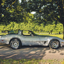 Chevrolet Corvette C3 T-Top Baujahr 1980