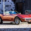 Chevrolet Corvette Stingray Cabrio C3 Oldtimer Baujahr 1968 US-Cars