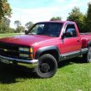 CHEVROLET SILVERADO PICKUP-The American Dream!!!!  V8 5,7l 300 PS !!!