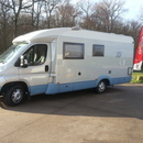 Wohnmobile/ Camping-car / Motorhome/ B�rstner Solano T615  Teilintegriert